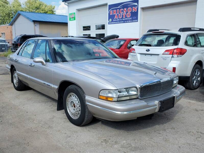 1996 Buick Park Avenue for sale at Ericson Auto in Ankeny IA