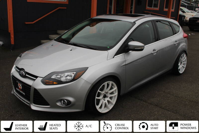 2013 Ford Focus for sale at Sabeti Motors in Tacoma WA
