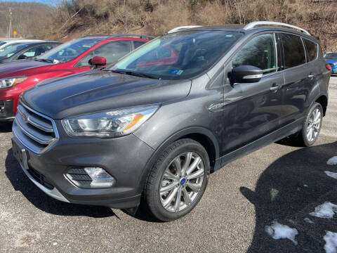 2017 Ford Escape for sale at Turner's Inc in Weston WV