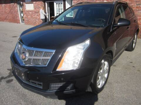 2012 Cadillac SRX for sale at Tewksbury Used Cars in Tewksbury MA