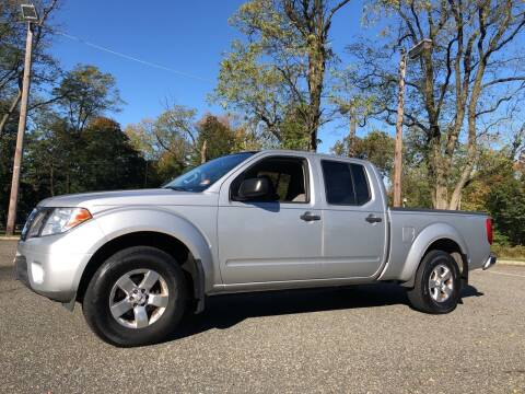 2013 Nissan Frontier for sale at Lenders Auto Group in Hillside NJ