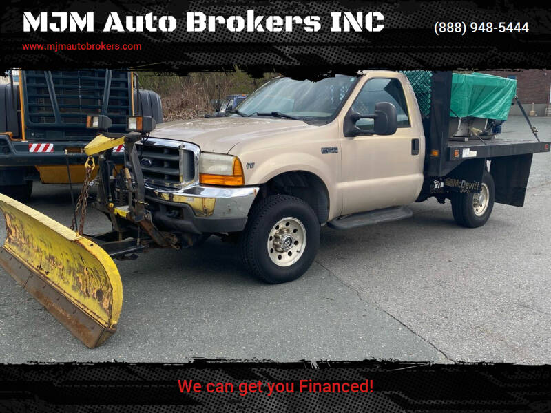1999 Ford F-250 Super Duty for sale at MJM Auto Brokers INC in Gloucester MA