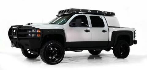 2012 Chevrolet Silverado 1500 for sale at Houston Auto Credit in Houston TX