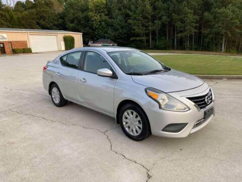 2015 Nissan Versa for sale at Two Brothers Auto Sales in Loganville GA