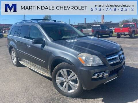 2011 Mercedes-Benz GL-Class for sale at MARTINDALE CHEVROLET in New Madrid MO