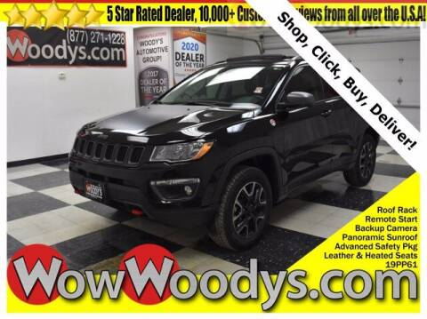 2019 Jeep Compass for sale at WOODY'S AUTOMOTIVE GROUP in Chillicothe MO