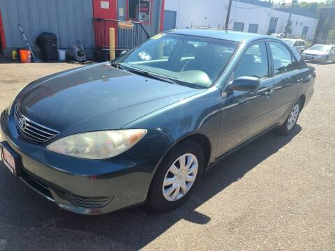2006 Toyota Camry for sale at Kingz Auto LLC in Portland OR