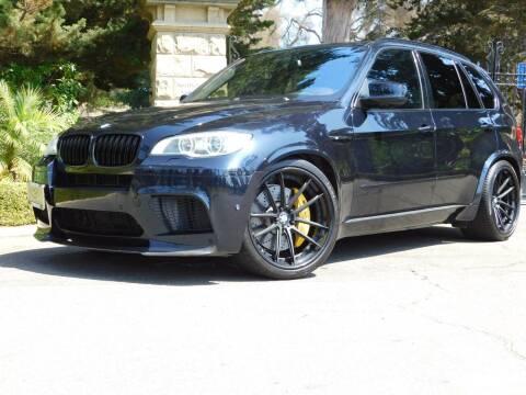 2012 BMW X5 M for sale at Milpas Motors in Santa Barbara CA
