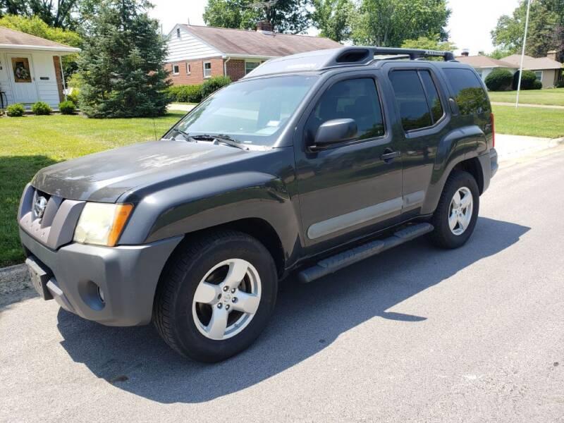 2007 Nissan Xterra for sale at REM Motors in Columbus OH