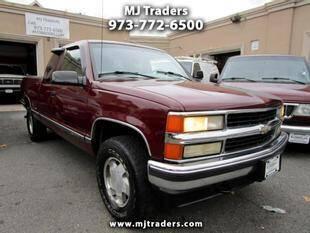 1997 Chevrolet C/K 1500 Series for sale at M J Traders Ltd. in Garfield NJ
