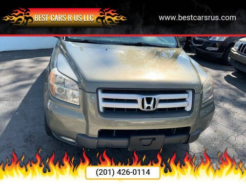 2007 Honda Pilot for sale at Best Cars R Us LLC in Irvington NJ