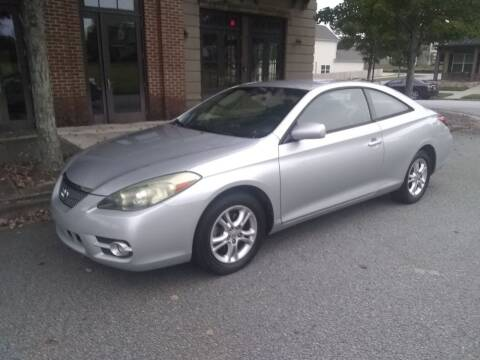 2007 Toyota Camry Solara for sale at Wheels To Go Auto Sales in Greenville SC