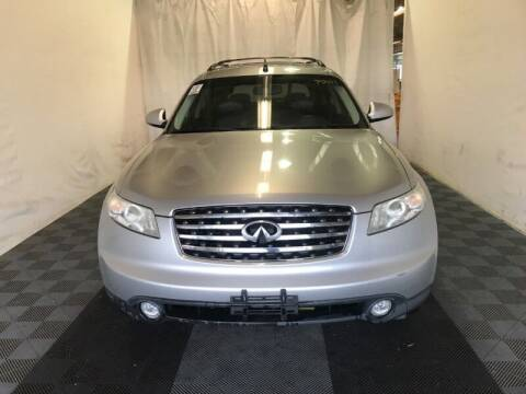 2003 Infiniti FX35 for sale at DREWS AUTO SALES INTERNATIONAL BROKERAGE in Atlanta GA