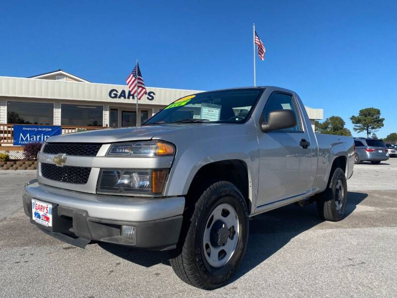 2012 Chevrolet Colorado for sale at Gary's Auto Sales in Sneads NC