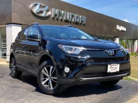 2017 Toyota RAV4 for sale at Cj king of car loans/JJ's Best Auto Sales in Troy MI
