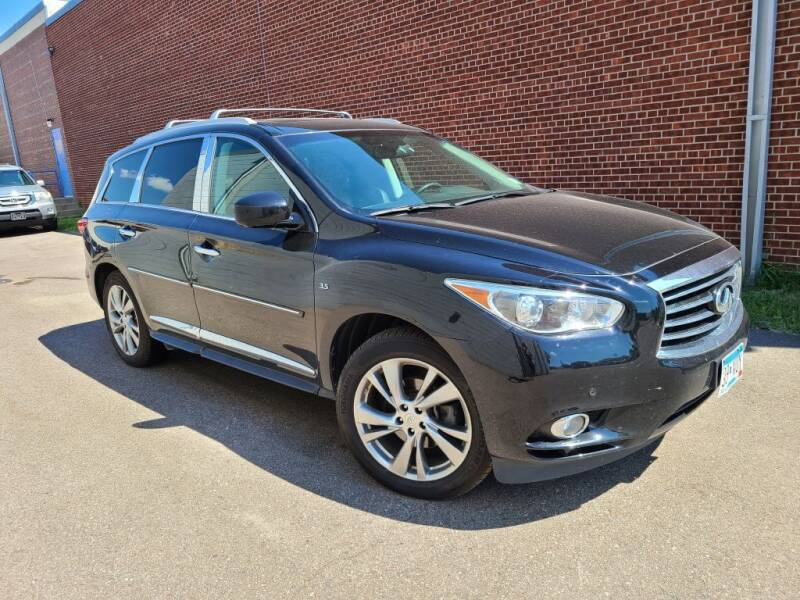 2014 Infiniti QX60 for sale at Minnesota Auto Sales in Golden Valley MN