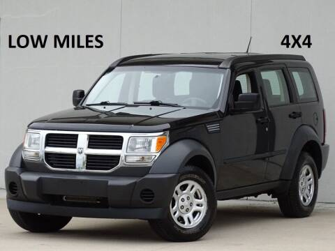 2008 Dodge Nitro for sale at Chicago Motors Direct in Addison IL