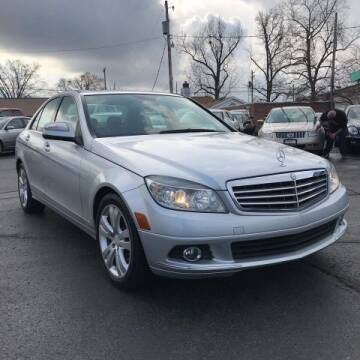 2008 Mercedes-Benz C-Class for sale at Dixie Automart LLC in Hamilton OH