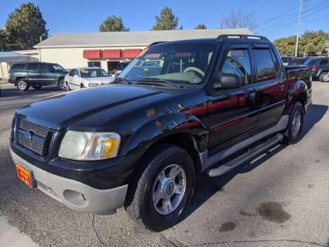 2003 Ford Explorer Sport Trac for sale at Progressive Auto Sales in Twin Falls ID