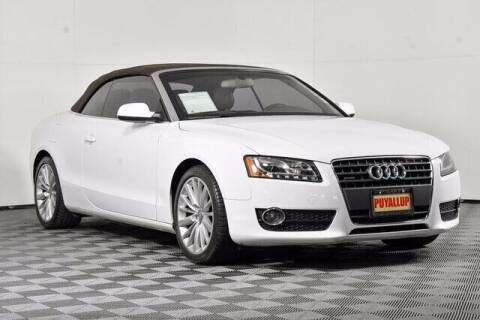 2010 Audi A5 for sale at Washington Auto Credit in Puyallup WA