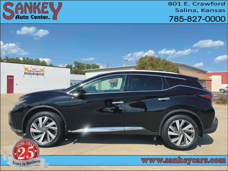 2020 Nissan Murano for sale at Sankey Auto Center, Inc in Salina KS