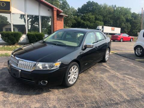 2008 Lincoln MKZ for sale at Bronco Auto in Kalamazoo MI