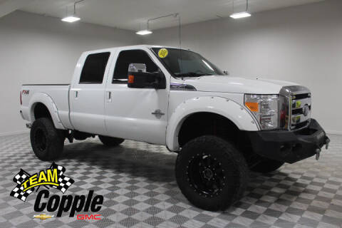 2015 Ford F-350 Super Duty for sale at Copple Chevrolet GMC Inc in Louisville NE