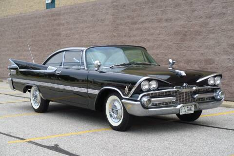1959 Dodge Lancer for sale at NeoClassics in Willoughby OH