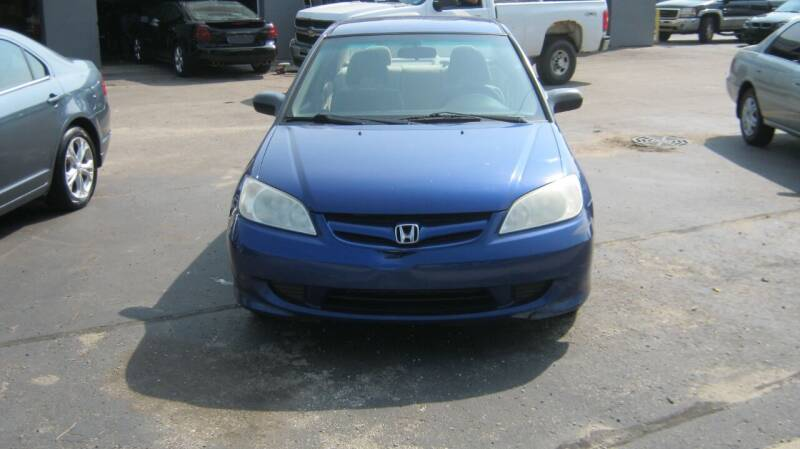 2005 Honda Civic for sale at SOUTHERN AUTO GROUP, LLC in Grand Rapids MI