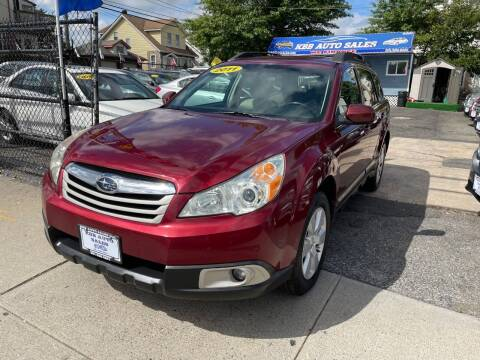2011 Subaru Outback for sale at KBB Auto Sales in North Bergen NJ