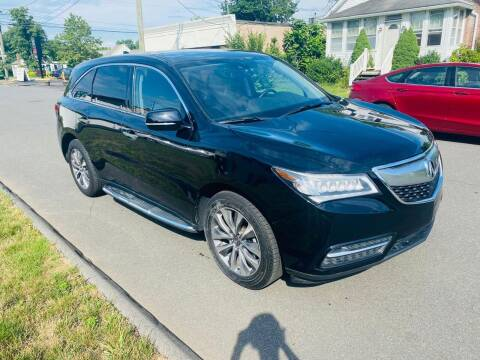 2015 Acura MDX for sale at Kensington Family Auto in Berlin CT