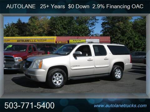 2007 GMC Yukon XL for sale at Auto Lane in Portland OR