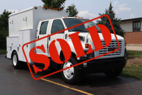 2007 GMC C6500 for sale at Signature Truck Center in Crystal Lake IL