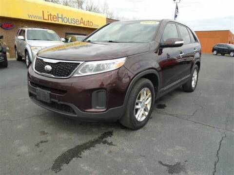 2015 Kia Sorento for sale at Cj king of car loans/JJ's Best Auto Sales in Troy MI
