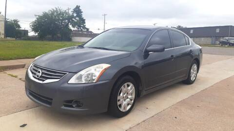 2011 Nissan Altima for sale at Automay Car Sales in Oklahoma City OK