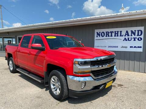 2017 Chevrolet Silverado 1500 for sale at Northland Auto in Humboldt IA