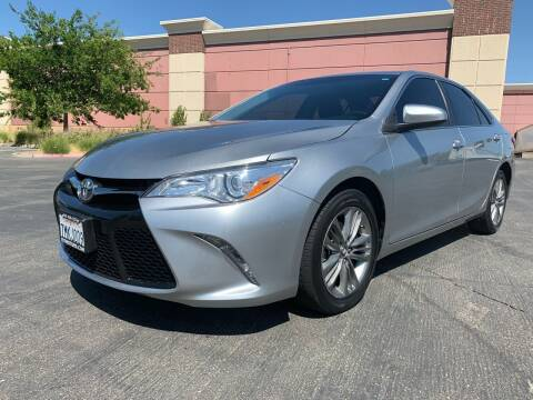 2016 Toyota Camry for sale at 707 Motors in Fairfield CA