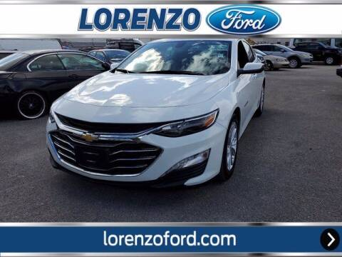 2019 Chevrolet Malibu for sale at Lorenzo Ford in Homestead FL