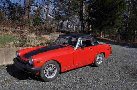 1975 MG Midget for sale at Classic Car Deals in Cadillac MI