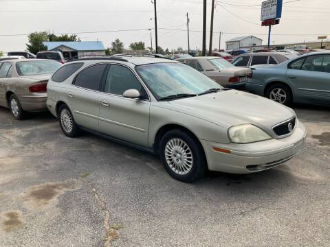 2003 Mercury Sable for sale at AFFORDABLY PRICED CARS LLC in Mountain Home ID