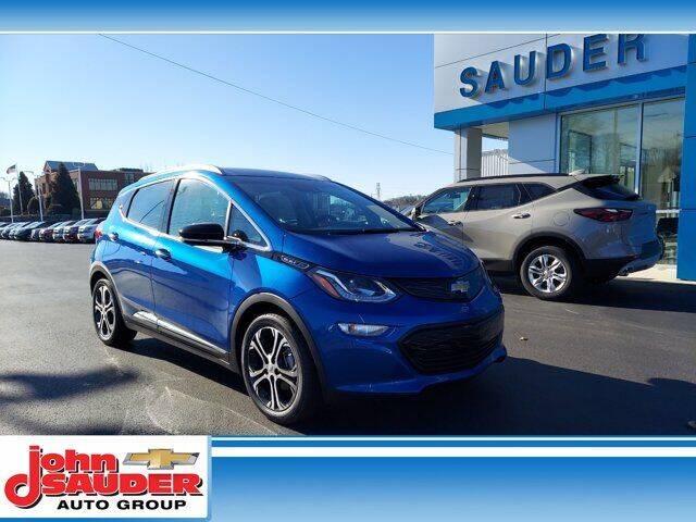 2021 Chevrolet Bolt EV for sale in Ephrata, PA