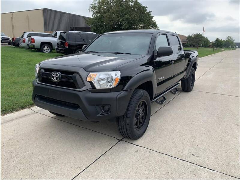 2013 Toyota Tacoma for sale at Metro Car Co. in Troy MI