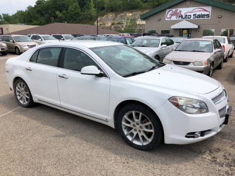 2009 Chevrolet Malibu for sale at Gilly's Auto Sales in Rochester MN