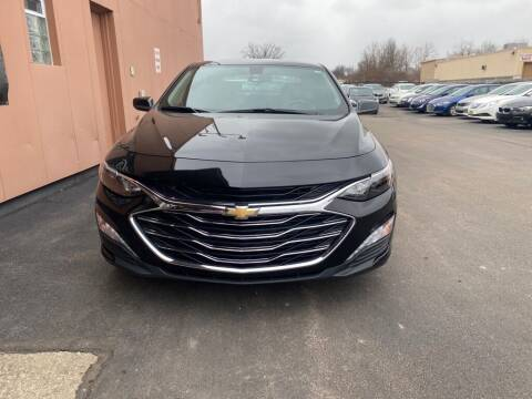 2020 Chevrolet Malibu for sale at ENZO AUTO in Parma OH