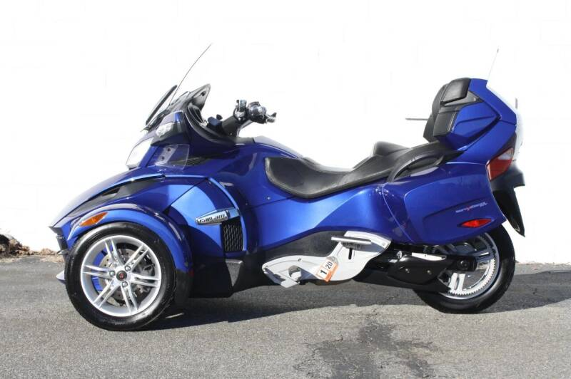 2012 Can-Am RT WITH  AUDIO & CONVENIENCE for sale at Platinum Auto World in Fredericksburg VA