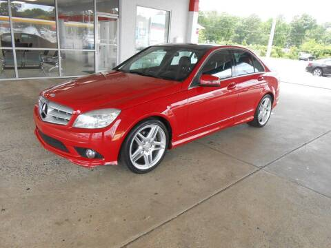 2010 Mercedes-Benz C-Class for sale at Auto America in Charlotte NC