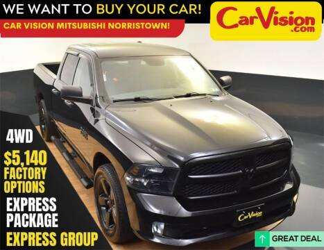 2018 RAM Ram Pickup 1500 for sale at Car Vision Mitsubishi Norristown in Norristown PA