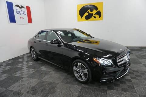 2018 Mercedes-Benz E-Class for sale at Carousel Auto Group in Iowa City IA