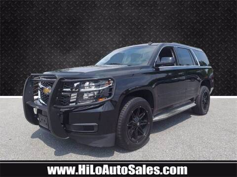 2015 Chevrolet Tahoe for sale at Hi-Lo Auto Sales in Frederick MD