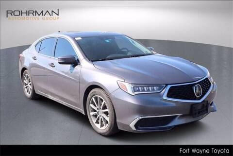 2020 Acura TLX for sale at BOB ROHRMAN FORT WAYNE TOYOTA in Fort Wayne IN